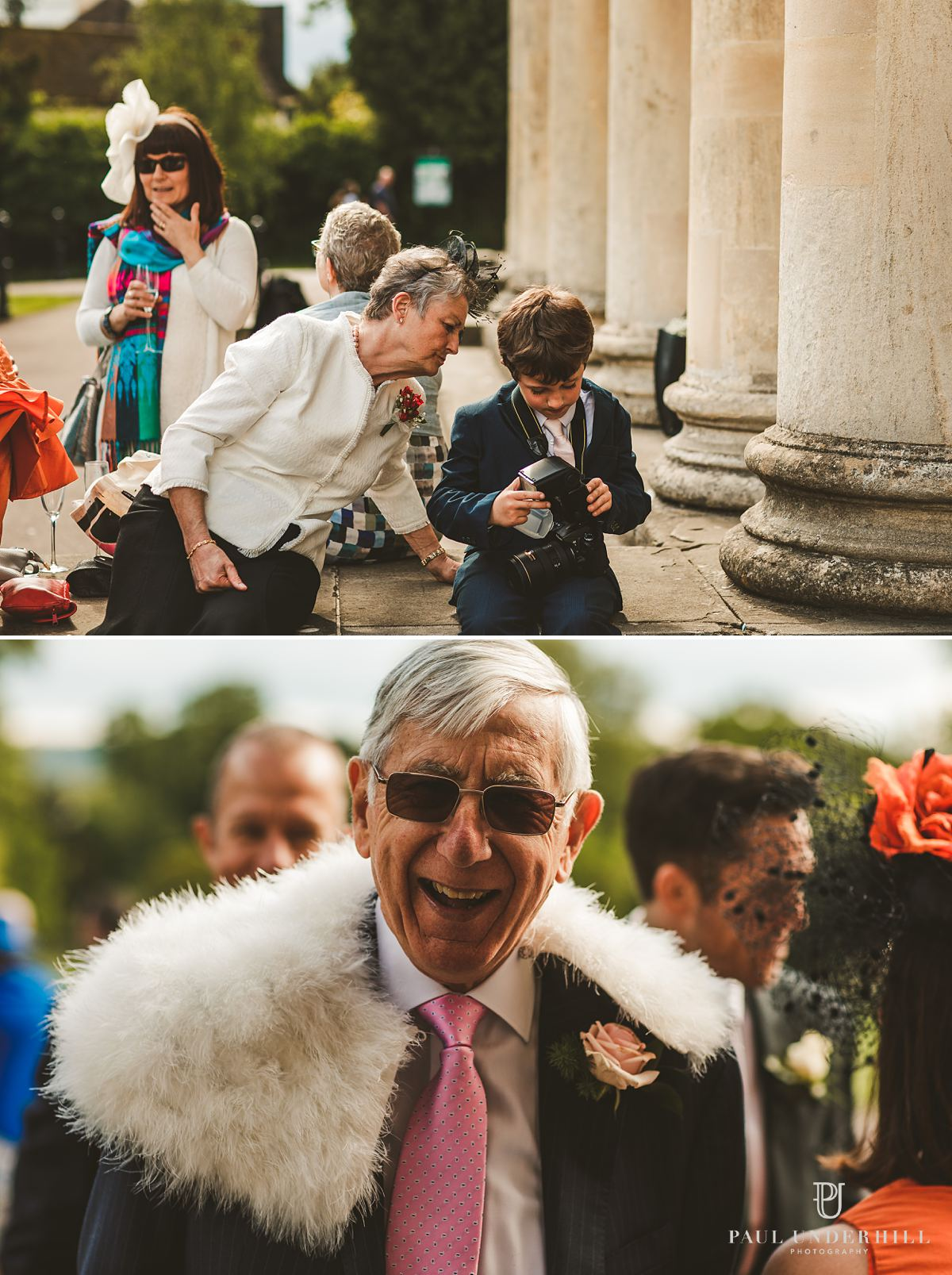 Reportage photography gay wedding
