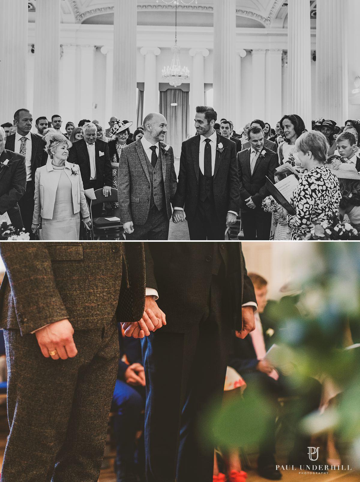 Same-sex marriage gay wedding photography