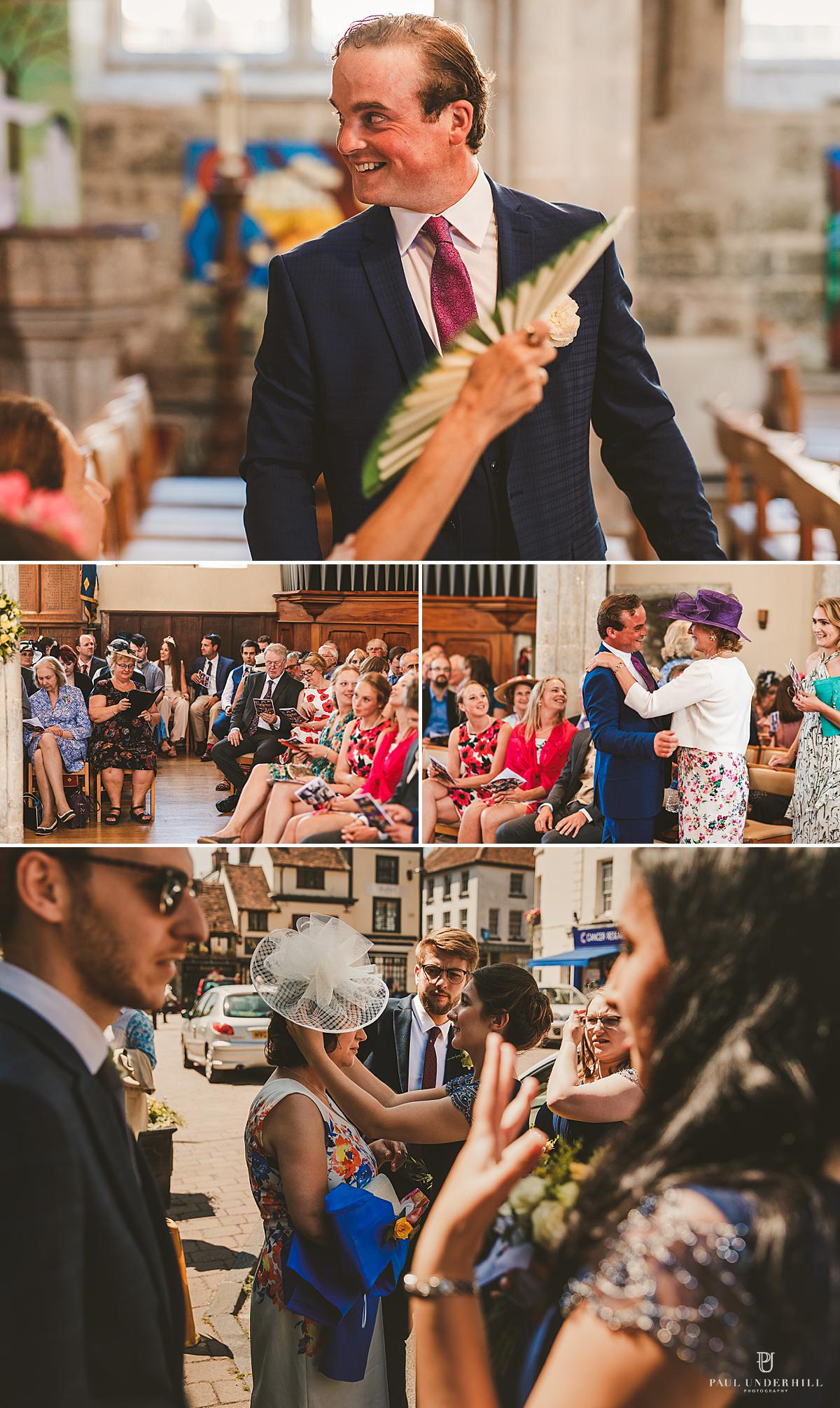 Shaftsbury wedding photographers Dorset