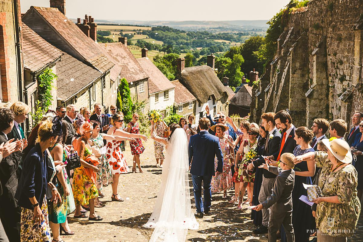 Shaftsbury weddings Dorset photographers
