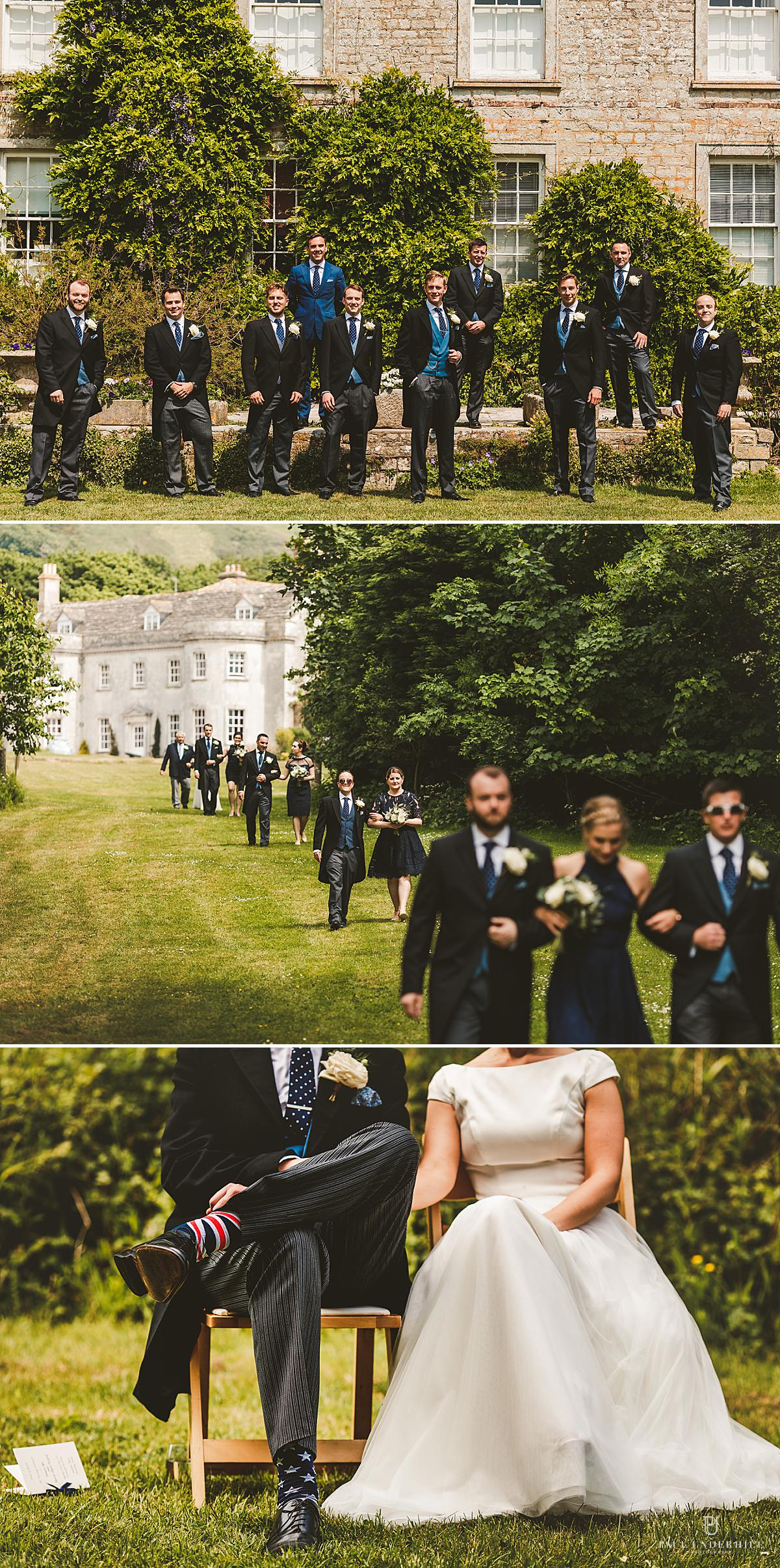 Smedmore House wedding photography Dorset