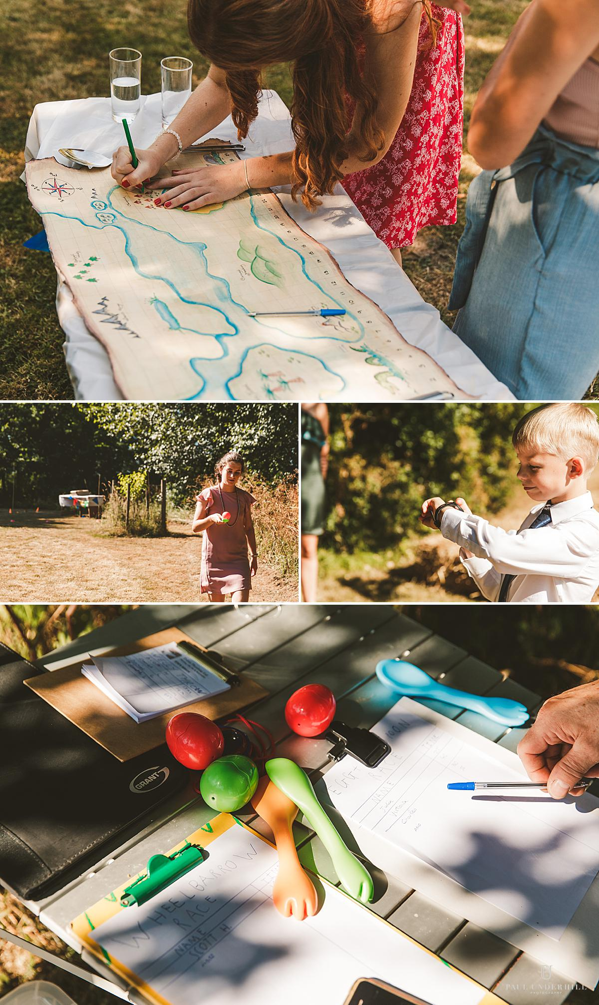 Wedding ideas outdoor games