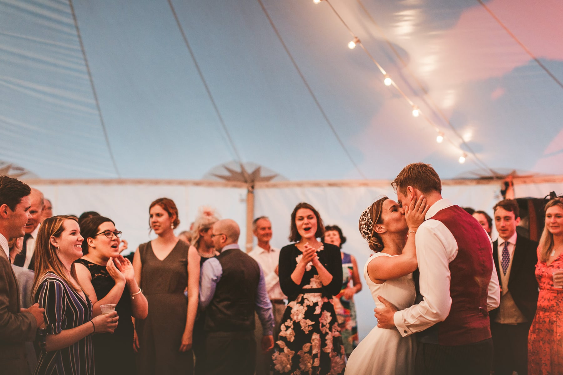 Bride groom Smedmore House wedding photography