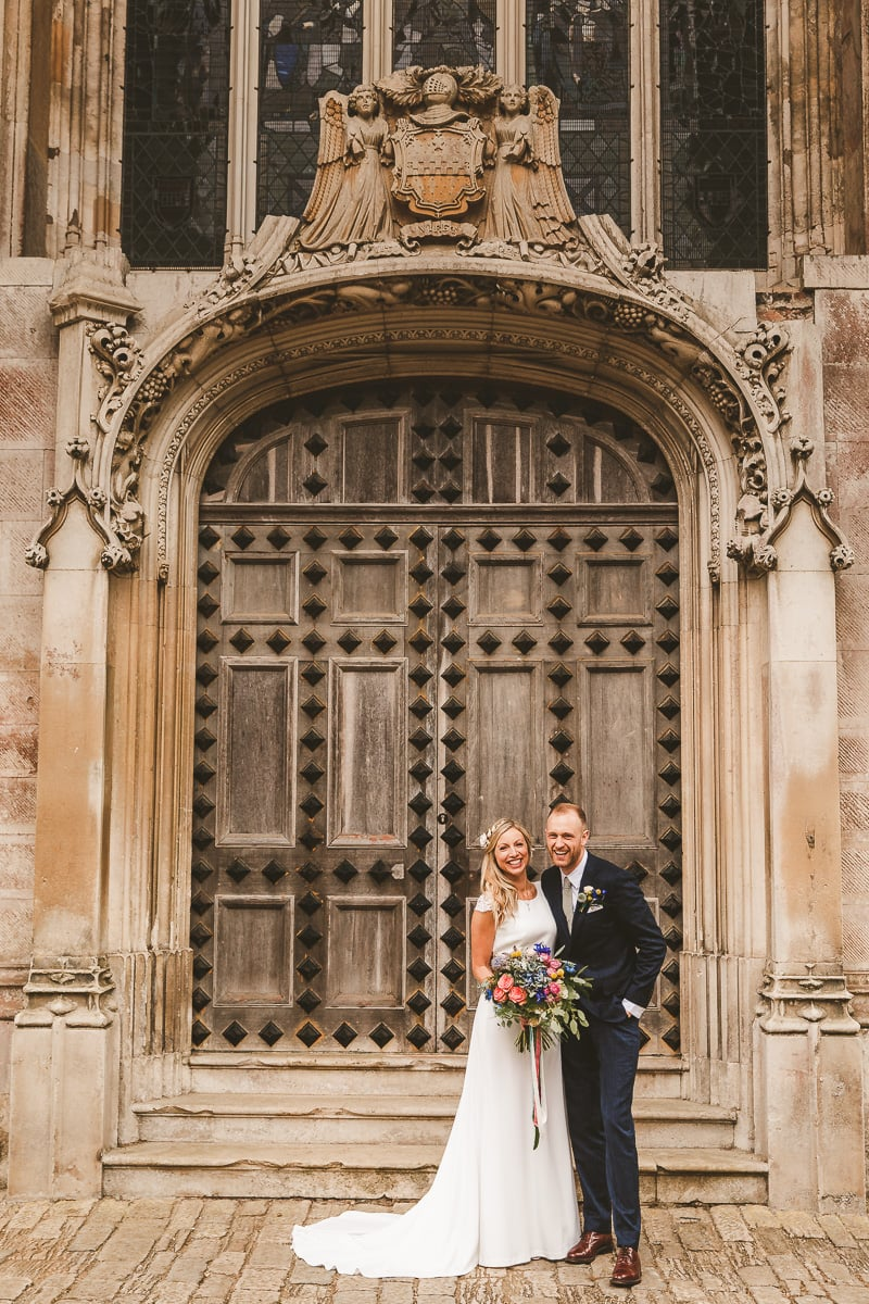 Wedding photography at Highcliffe Castle