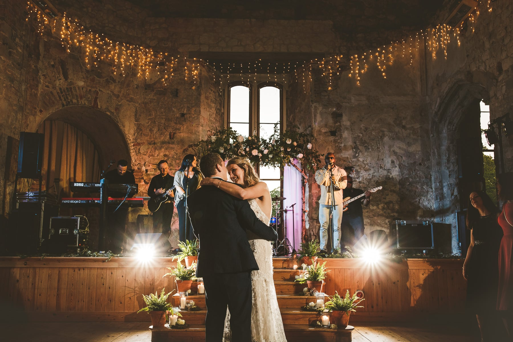 Lulworth-Castle-wedding-photographer-first-dance