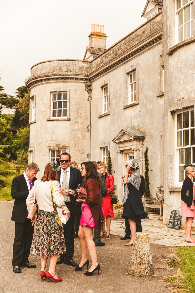 Smedmore House wedding photography