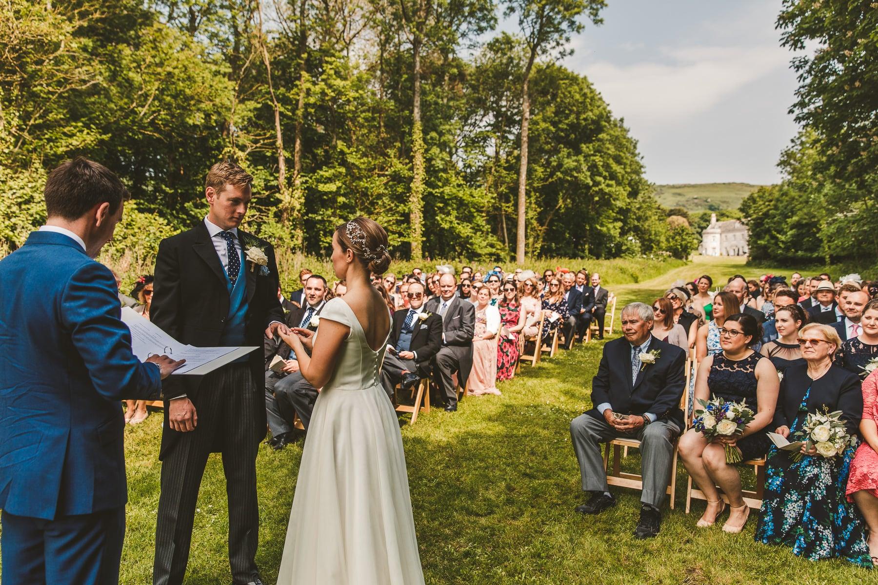Weddings at Smedmore House Dorset