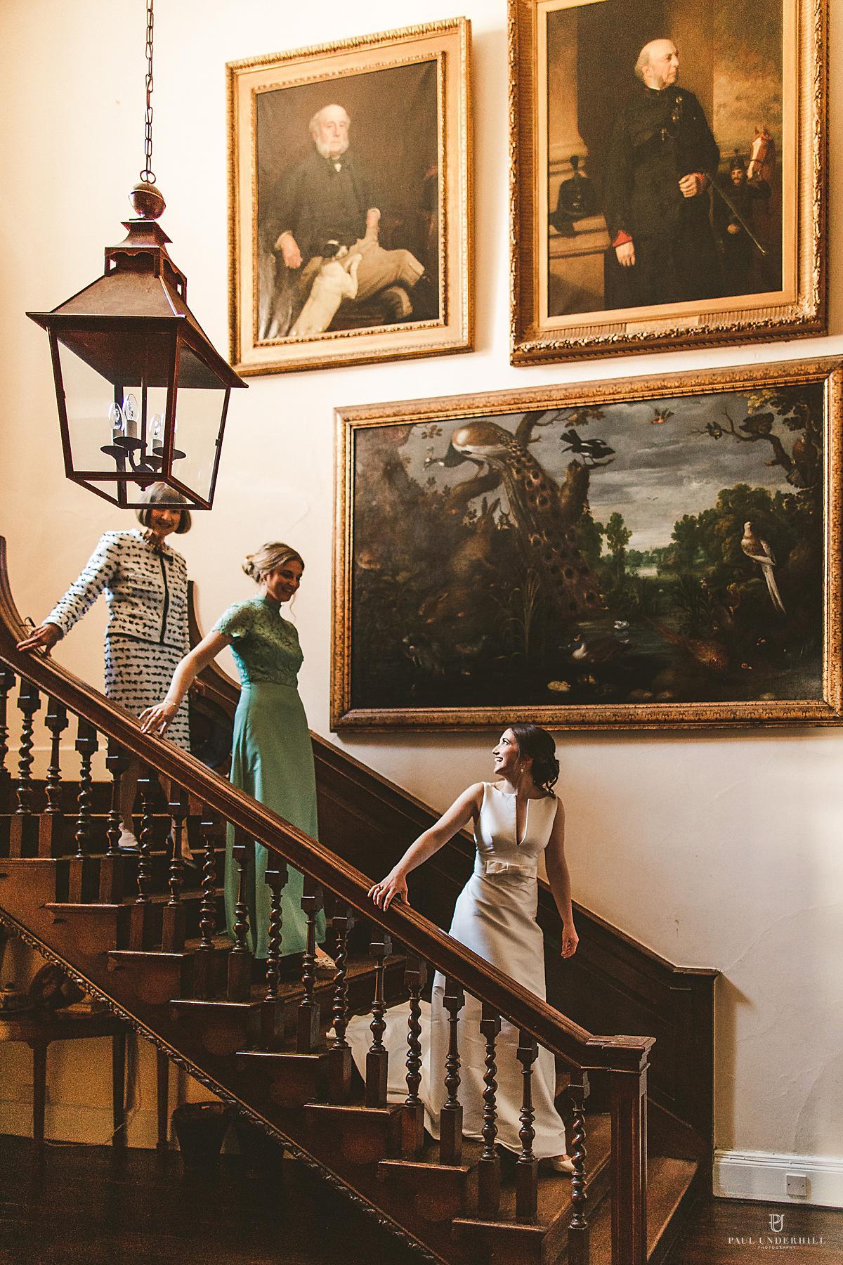 Bridal Party Smedmore House Dorset