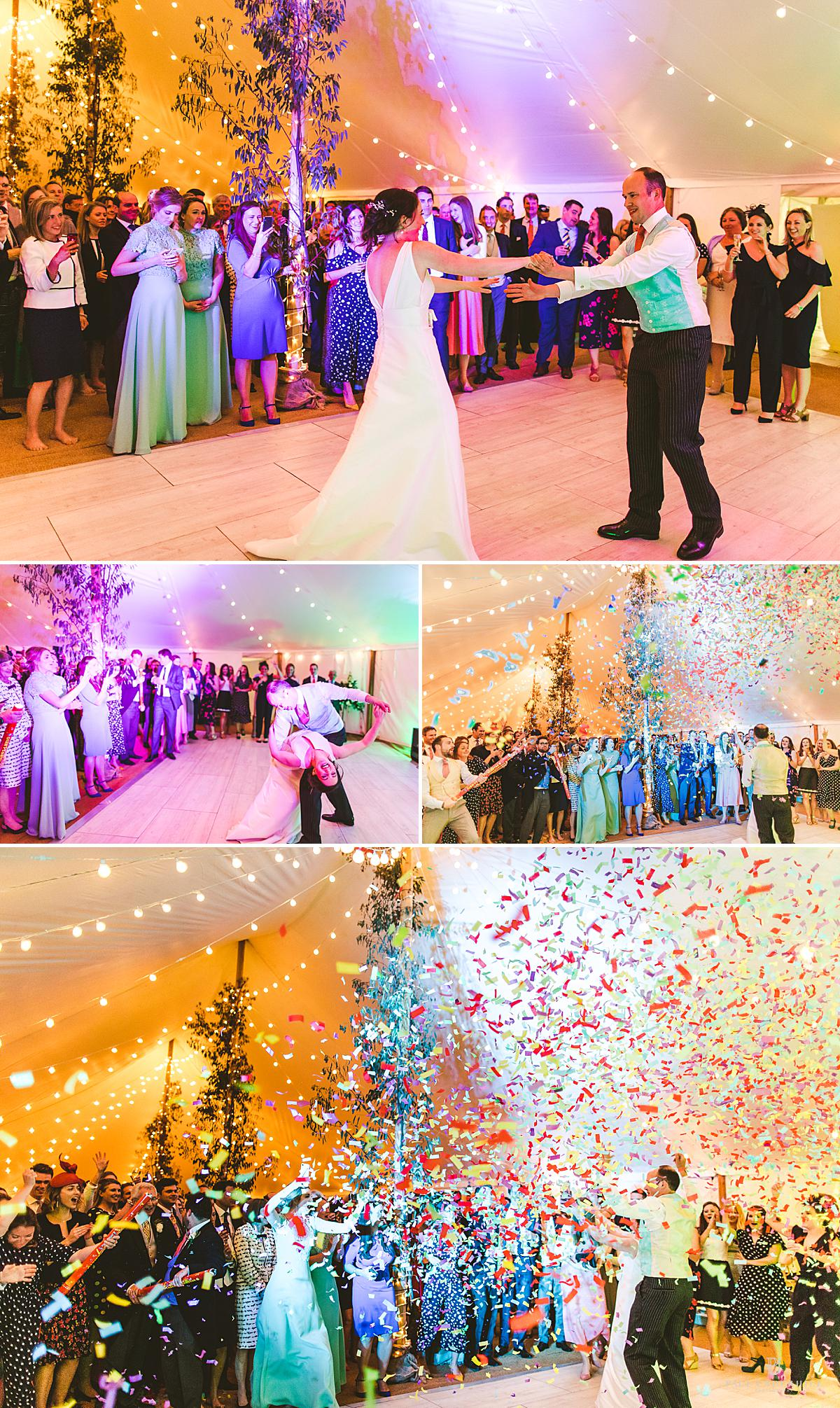 First dance Smedmore House wedding