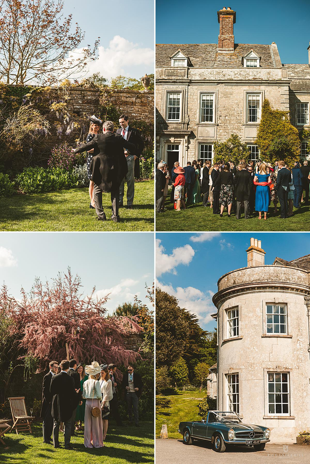 Smedmore House Dorset wedding venues