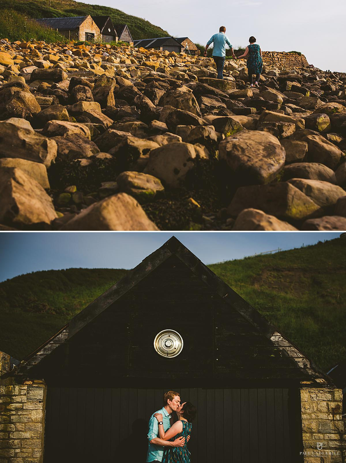 Dorset wedding photographer Kimmeridge