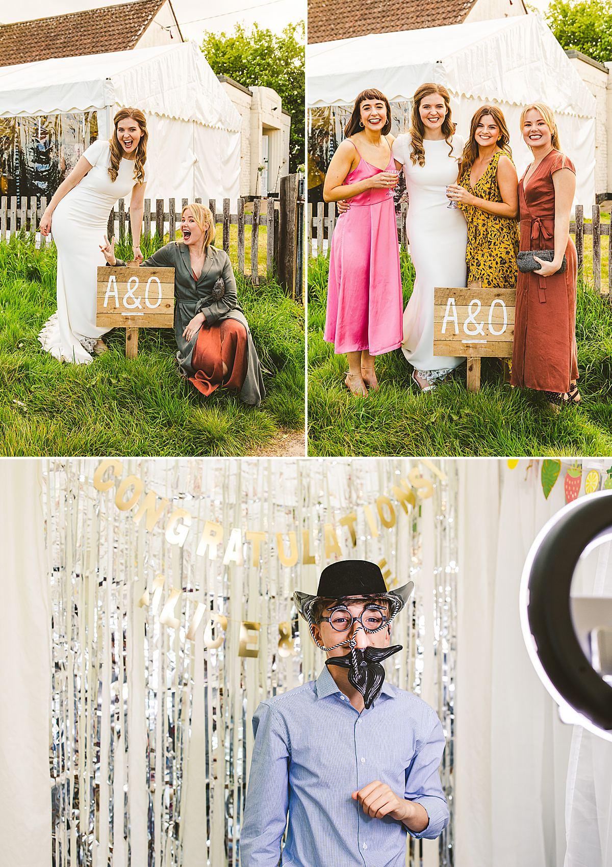 Alternative wedding photographers Bournemouth