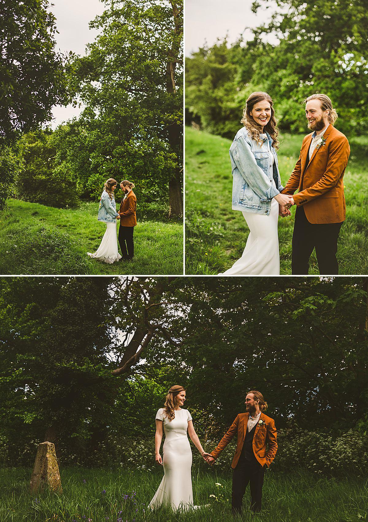Bournemouth wedding portraits