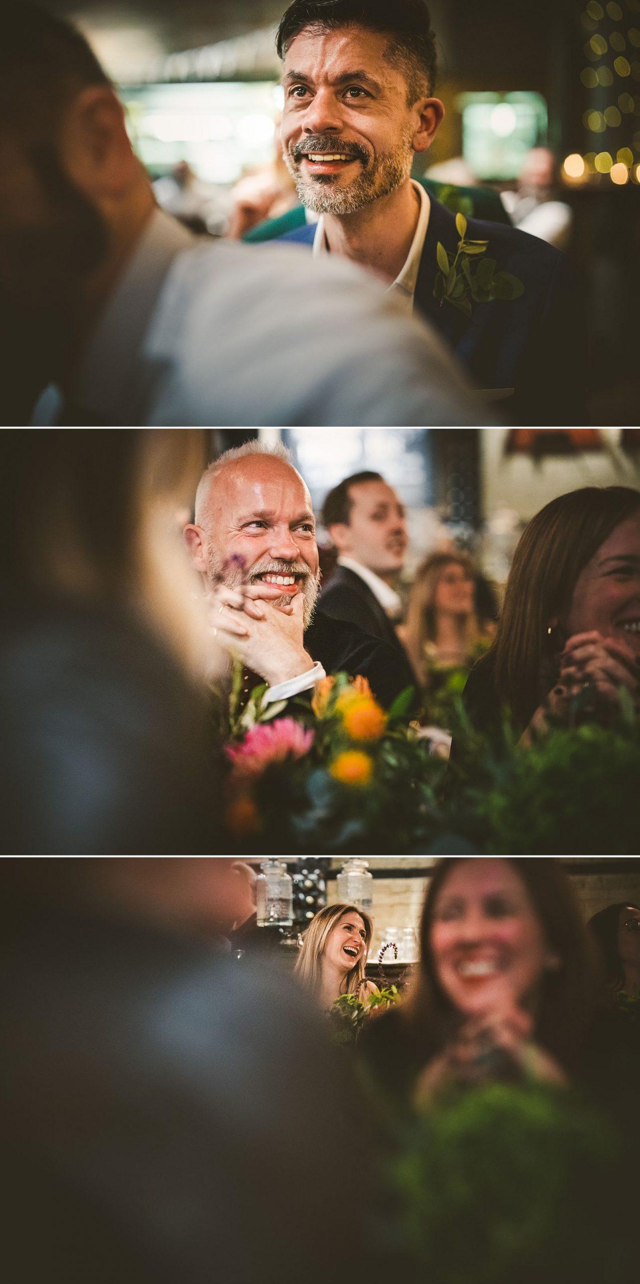 Creative wedding photography London
