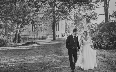 Lulworth Castle Wedding Photographer | Ashleigh+James