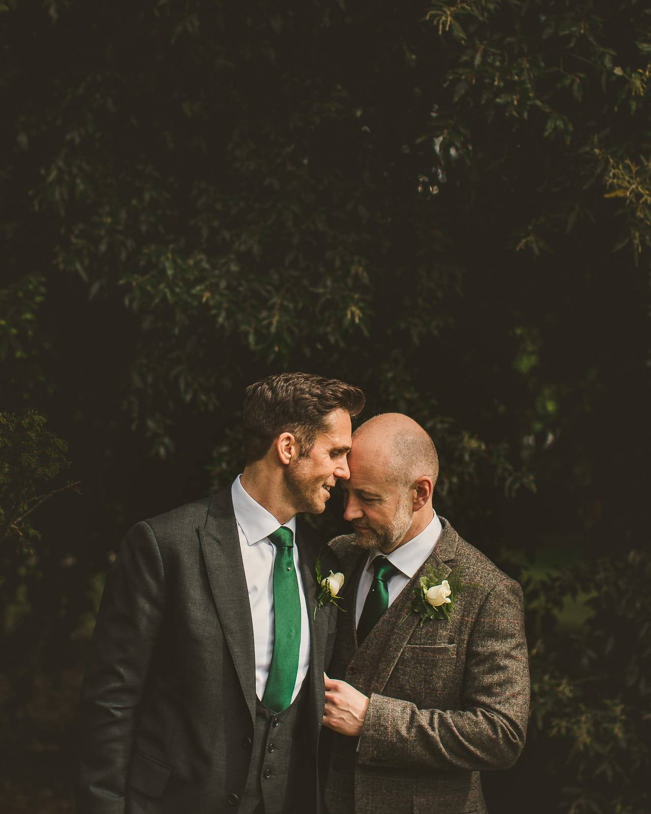 Dorset gay wedding photographer