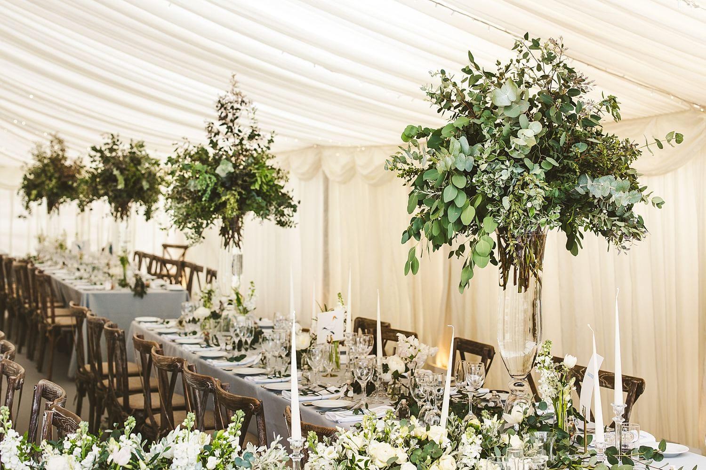 Epic wedding flowers table arrangements