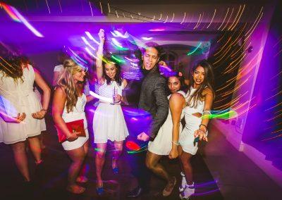 Fun party photography Dorset
