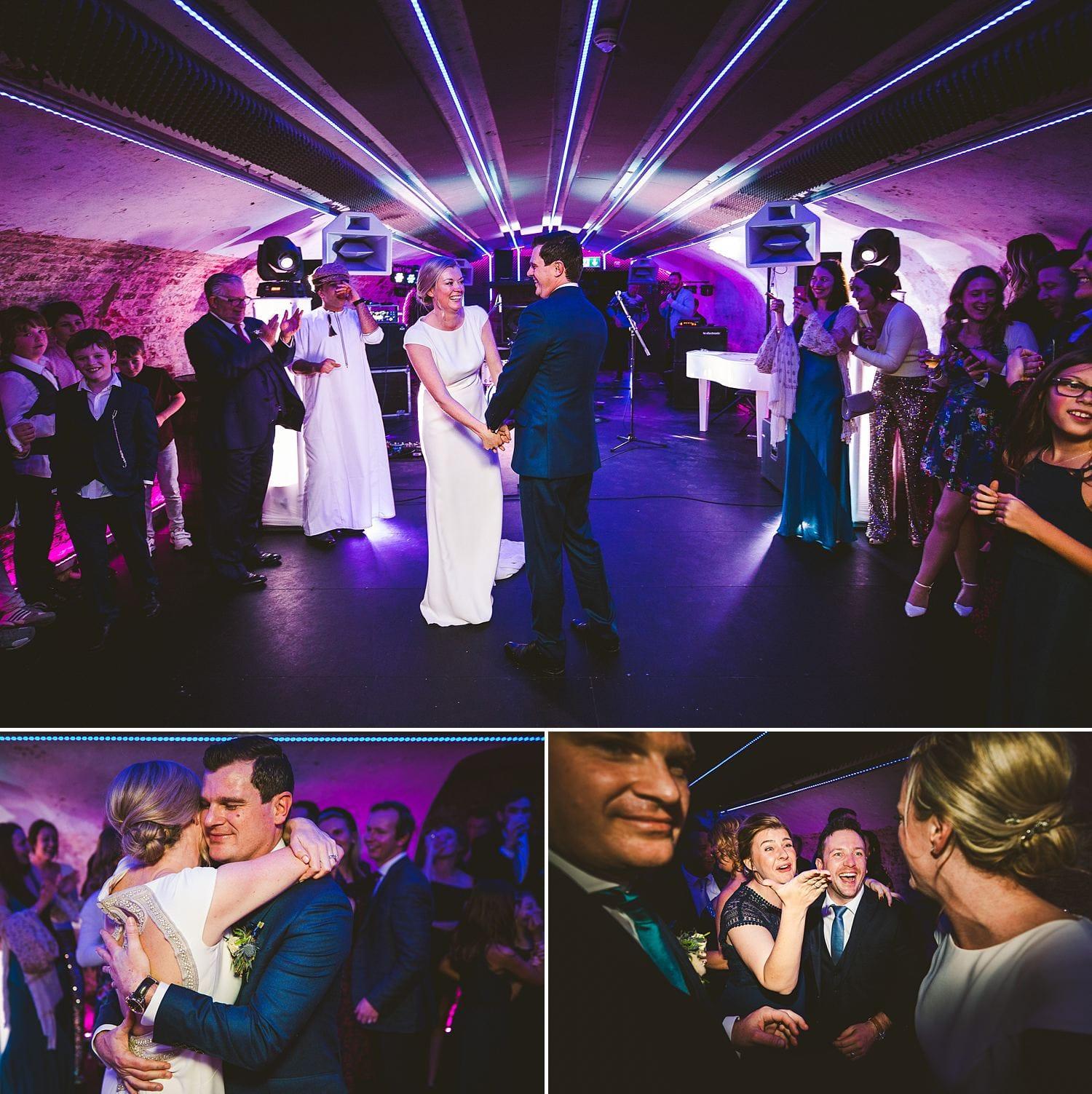 St Giles House wedding nightclub