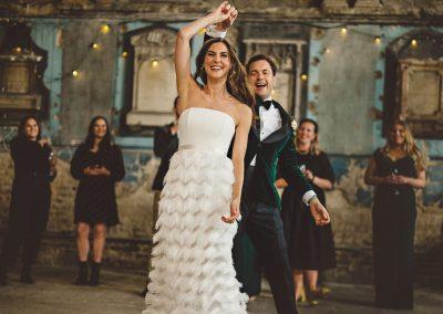 Asylum Chapel wedding photography London
