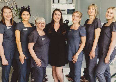 Branding photography Bournemouth Beauty Salon
