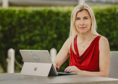 Branding photography portrait business women dorset