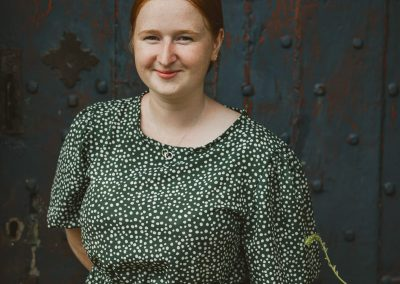 Creative branding photography portrait women business