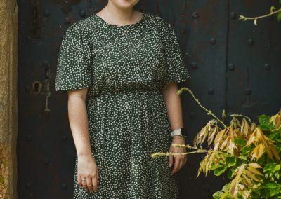 Portraits for women in business branding photography Dorset