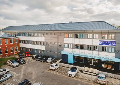 Exteriors commercial location photography Bournemouth